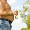 Как сбросить пивной живот мужчине в домашних условиях 571