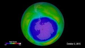 Озоновый слой не восстанавли…