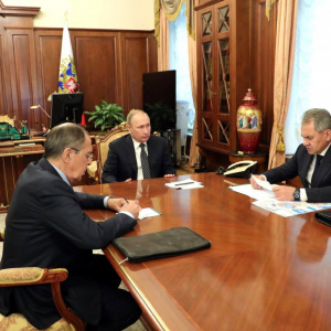 Встреча с Министром обор…