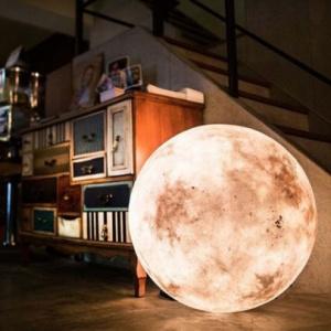 Как сделать луну своими руками