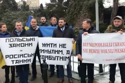 Украинские депутаты пытались запугать польский сейм