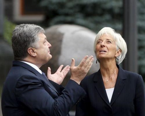 Директор-распорядитель МВФ Лагард переизбрана на второй срок - Цензор.НЕТ 8732