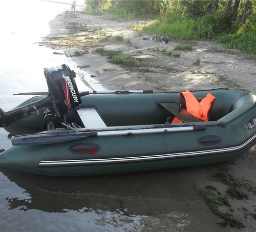 каталог лодок пвх под мотор барк