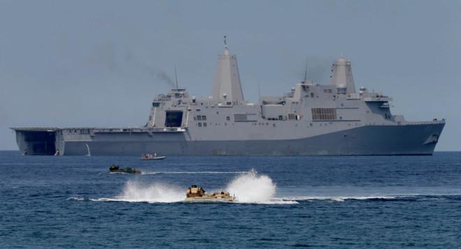 Пекин превращает искусственные острова в настоящие военные крепости