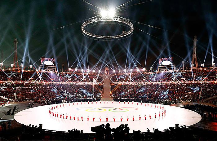 «Всем радостно безумно, а нам как-то не очень». Олимпиада в Пхенчхане открыта