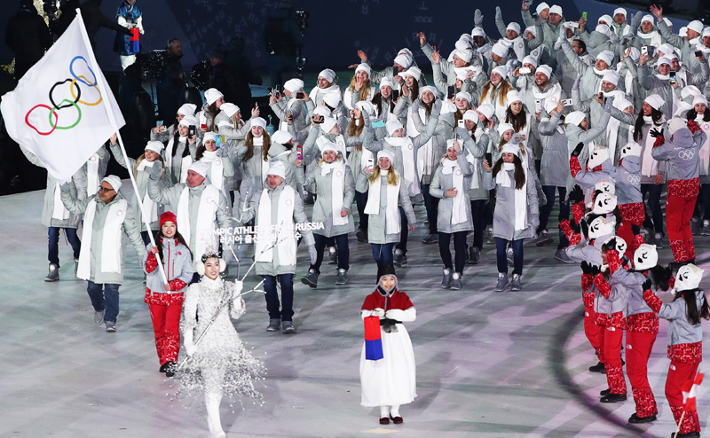 Олимпиада 2018: Униженная Россия, триумф КНДР и кишечная палочка