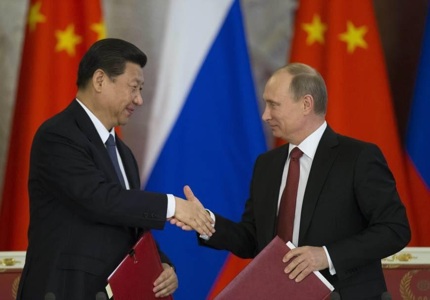 Золотой сговор России и Китая обеспечит США «тяжёлое приземление»