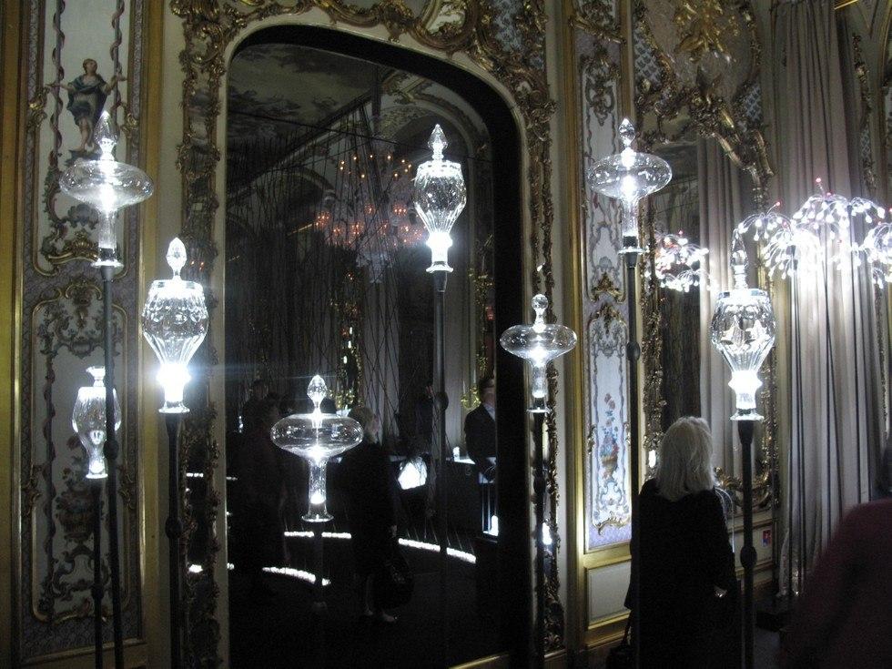 Музей хрусталя Баккара, Франция
