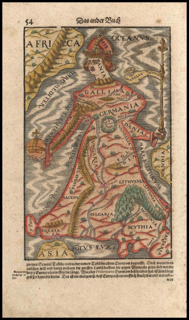 1545 год