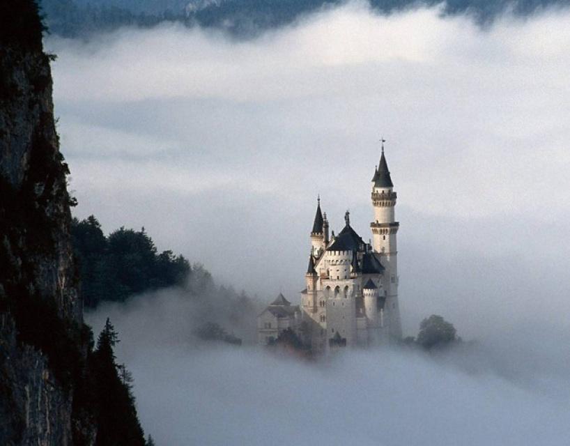 """Тема """"Самые красивые замки мира"""""""