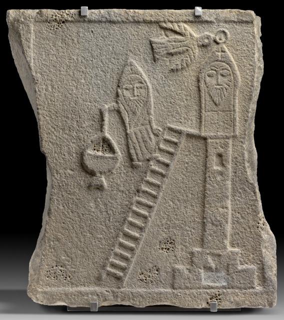 Камень, VI век. 2013-01-26 12:35:29