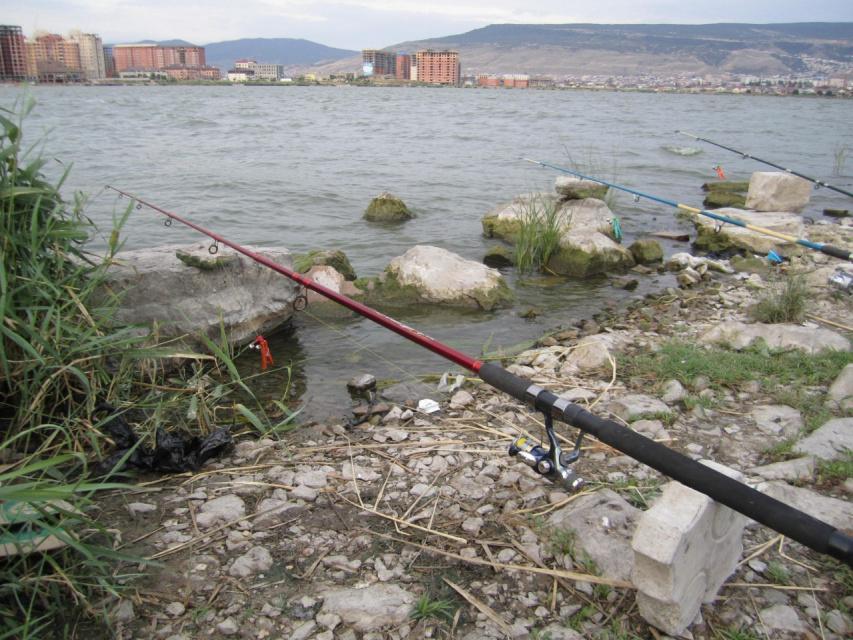 На озере Ак-Гёль