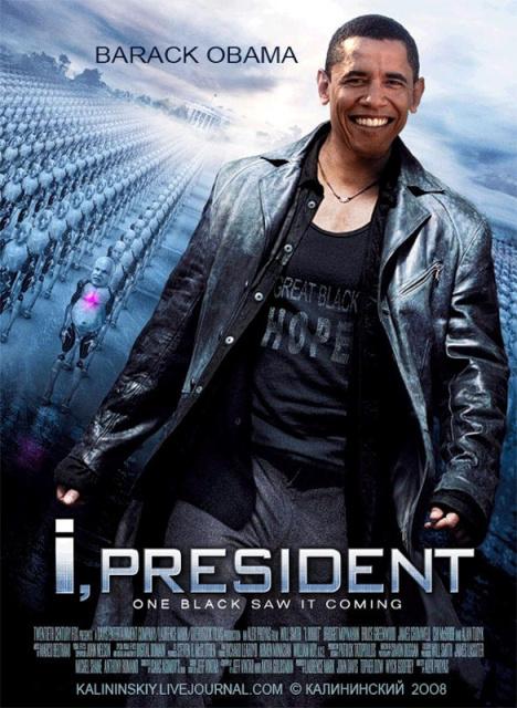 I, president