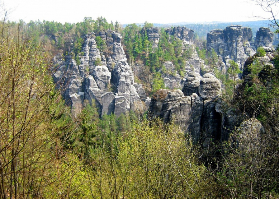 Германия, Саксония.
