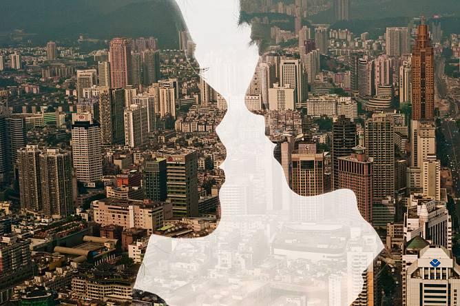 Одинокие в больших городах