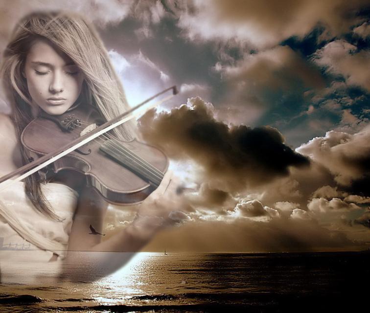 музыка души...