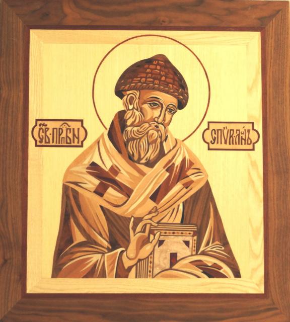 ПреподобныйСпиридон Тримифунтский