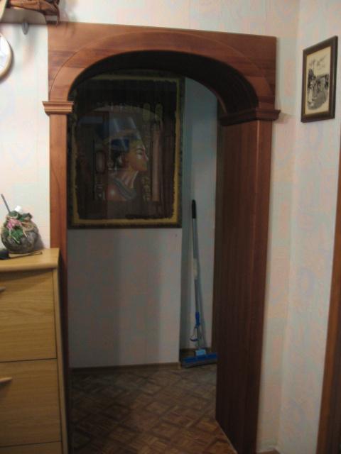 арки из дерева в тольятти и самаре 89278931434