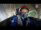 Зрелищное видео с новейшими истребителями ВКС России