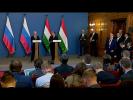 Пресс-конференция с Виктором Орбаном
