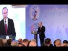 Вступительное слово на пленарном заседании съезда РСПП