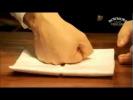 Пикап. Как сделать БОЛЬШУЮ розу из БОЛЬШОЙ салфетки