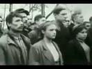 Киев, 1945 год. Казнь бандеровцев.