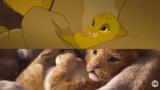 """Новый тизер """"Короля льва"""" vs. Оригинал"""