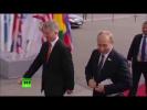 На G20 не смогли остановить охрану Путина