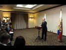 Ответы на вопросы журналистов по итогам встречи лидеров экономик форума АТЭС