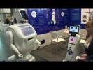 Российские роботы произвели фурор на выставке в Ганновере