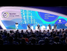 Russian Energy Week Forum plenary session