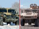 """Hummer против «Тигра» / Hummer vs. """"Tiger"""""""