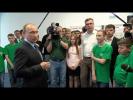 Встреча с молодыми специалистами концерна «Калашников» и учащимися школ Удмуртии