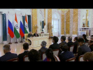 Press statement following Russian-Indian talks