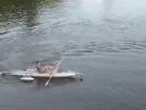 самолёт на воде