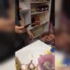 В Якутске продавец овощного ларька поймал и наказал воришку