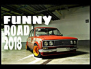 ПРИКОЛЫ НА ДОРОГЕ | FUNNY ROAD ACCIDENTS 2018