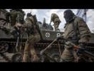 14 июня 2014 - Луганск: Минометный обстрел аэропорта Ополченцами, Украина