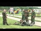 Российские зелёные береты элита разведки Внутренних войск МВД