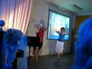 Танцуют Елена Колесникова и Ольга Трифонова