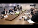 Встреча с руководителями международных информагентств