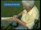 Making A Crab Net   Pt 3 of 4