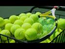 Как делают теннисные мячи?