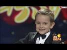 ЗНАЙ НАШИХ...6-ти летний Гордей Колесов на центральном ТВ Китая