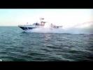 Російський прикордонний катер в Азовському морі здійснював провокаційні дії небезпечними маневрами