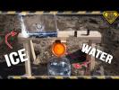 Clear Ice meets Molten Salt