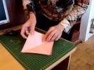 Оригами: лилия.