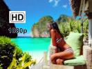 Райские острова  Бора Бора HD 1080p