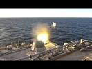 Эксклюзивные кадры стрельб большого десантного корабля «Иван Грен» в Балтийск